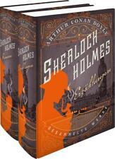 Sherlock Holmes - Gesammelte Werke in zwei Bänden von Arthur Conan Doyle (2017, Gebundene Ausgabe)