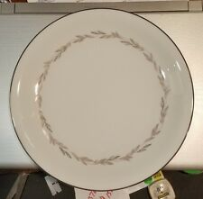 "VINTAGE....NORITAKE  GRAYWOOD  #6041.....JAPAN.....10 1/4"" DINNER PLATE"