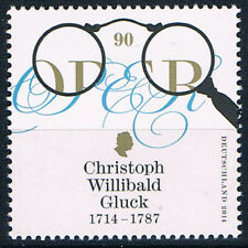 3092 ** BRD 2014, 300. Geb. Christoph Willibald Gluck