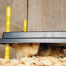 Chicken Brooder Heater Durable Electric Heating Plate Poultry Pet Supply 10x10