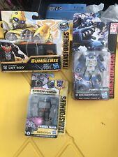 Transformers Power Primes Beachcomber Hot Rod Cyberverse Megatron Lot
