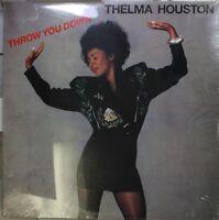 Soul Sealed! Lp Thelma Houston Throw You Down On Reprise