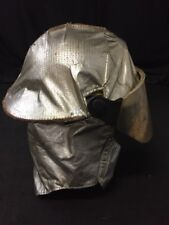 MORNING PRIDE Fire Fighter Helmet Turnout Gear Yellow w/Cover, Shroud & Visor 2