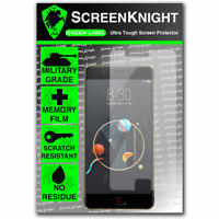 ScreenKnight ZTE Nubia M2 SCREEN PROTECTOR - Military Shield