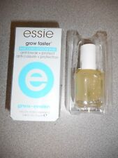 ESSIE GROW FASTER BASE COAT ANTI-BREAK+PROTECT 0.46fl oz imperfect package