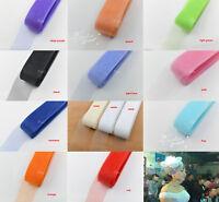 horsehair braid flexible wedding fascinator crinoline color /you pick