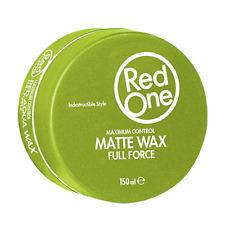 RedOne Matte Wax Full Force 150 ml