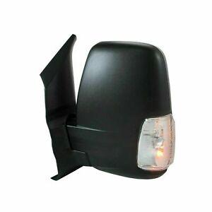 Left LH Mirror Power/Heated Short Arm fits 2015 2019 Ford Transit 150 Cargo VAN