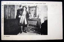 FRANCE~1900's ARTISTES COMEDIE FRANCAISE~ M. HAMEL