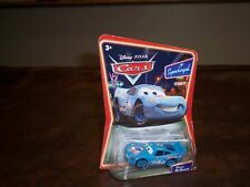 DISNEY - PIXAR - CARS - DINOCO MC QUEEN - SUPERCHARGED - NICE CARD - (HTF) -NEW