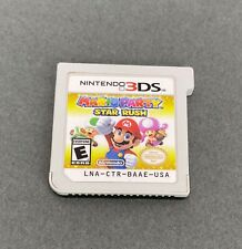 Mario Party: Star Rush (Nintendo 3DS 2DS XL). Cartridge Only. Tested & Working