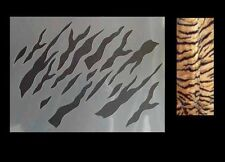 Airbrush Schablone 016 Tigerfell