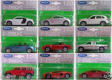 Porsche Contemporary Manufacture Diecast Cars