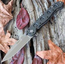 Couteau CRKT Classic Carson M16-03S Lame Acier AUS-8 Manche Aluminiun CR03S