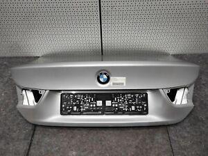 Original BMW 4er F32 F32 LCI Heckklappe Kofferraumdeckel A83 glacier-silber met.