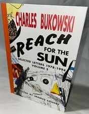 Charles Bukowski FIRST EDITION with ART tipped in LIMITED EDITION!