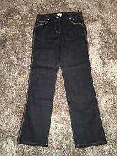SONIA RYKIEL Jeans Femme NEUF Taille 42 Noir 229€ Magasin