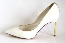 MV752 Scarpa Scarpe Decollete  CASADEI 41 donna Bianco