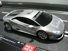 Carrera Digital 132 30746 Lamborghini Huracán LP 610-4 Safety Coche Nuevo