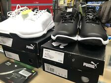 Puma Sports Golf Shoes Sneakers, Grip Fusion Tech. New Without Box