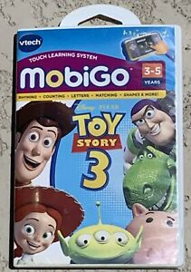 VTech Mobigo Game Disney Pixar Toy Story 3 (3-5 Years)