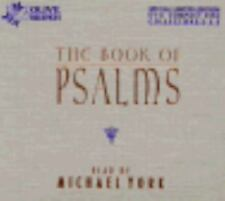 THE BOOK OF PSALMS READ BY MICHAEL YORK BRAND NEW SEALED