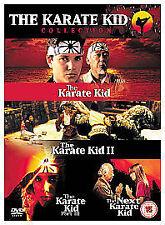 The Karate Kid/Karate Kid 2/Karate Kid 3/The Next Karate Kid (DVD, 2005, Box Se…