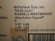MCFARLANE NBA 21 RUSSELL WESTBROOK DEBUT OKC POINT GUARD FIGURE