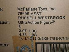 MCFARLANE NBA 21 RUSSELL WESTBROOK DEBUT OKC POINT GUARD FIGURE