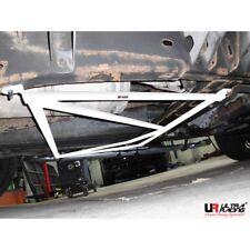 For Hummer H2 6.0 (2006) Ultra Racing 4 Point Rear Lower Bar / Rear Member Brace
