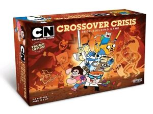 Cartoon Network - Crossover Crisis Deck-Building Game-CRY02141