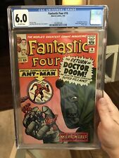 Fantastic Four #16 CGC 6.0 OW (1963) - 1st Ant-Man Crossover! Dr. Doom!