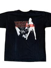 Velvet Revolver 2004 Contraband Tour tee shirt mens large top Black graphic
