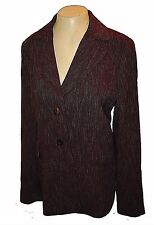 New Blazer Jacket, Doncaster, Business Brown lined  8