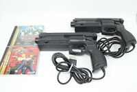 Sega Saturn Gun Controller Virtua Cop Japan Ver Segasaturn tested working