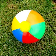 36cm Outdoor Blow Up Inflatable Beach Ball Holiday Swimming Pool Party Kids Toy