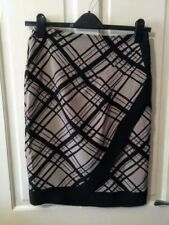 Plaid Party Regular Size Skirts for Women