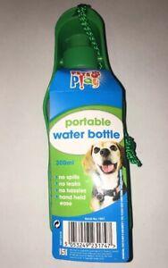 WATER BOTTLE  DOGS water bottle pet care300ml trusted seller