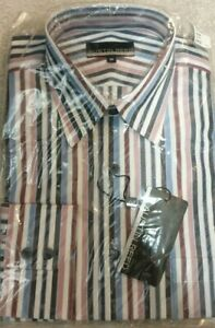 Austin Reed Striped Cotton Regular Formal Shirts For Men For Sale Ebay