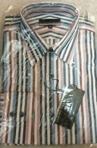 Austin Reed Striped Cotton Regular Formal Shirts For Men For Sale Ebay