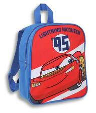 Disney Cars niños mochila/bolsa azul 28 x 23 x 10 cm nuevo []