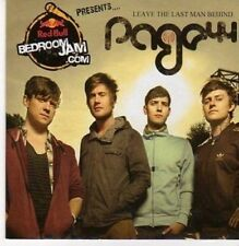 PAGE 44 - LEAVE THE LAST MAN BEHIND: DEBUT EP - CD (2011) 4 TRACKS / RED BULL