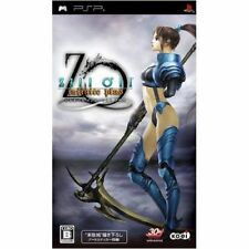 Used PSP  Zill O'll Infinite Plus Koei SONY PLAYSTATION JAPAN IMPORT