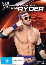 WWE - Superstar Collection - Zack Ryder (DVD, 2012) Brand New.