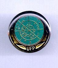 "Star Trek UFP Symbol Logo Enamel Pin- 1""- FREE S&H (STPITRK-004)"