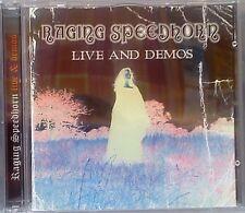 Raging Speedhorn - Live & Demos (Live Recording) (CD 2004)