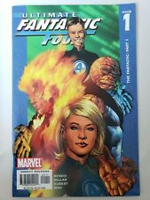 "ULTIMATE FANTASTIC FOUR #1-6 (2004) 1ST APPEARANCE REED RICHARDS ""THE MAKER""!"