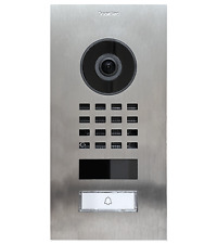 DoorBird - Video Stazione Porta D1101V ad Incasso