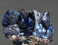 4832 Azurit azurite Milpillas Sonora Mexiko mexico mineraux specimen Stufe