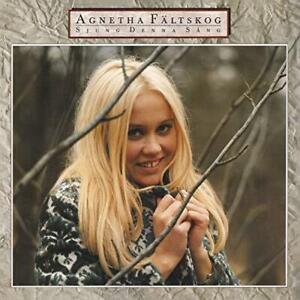Agnetha Faltskog - Sjung Denna Sang (NEW CD)